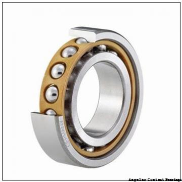 55 mm x 120 mm x 49,2 mm  FAG 3311-BD Angular Contact Bearings