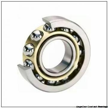 60 mm x 110 mm x 1.4375 in  NSK 5212 2RSNRTNC3 Angular Contact Bearings