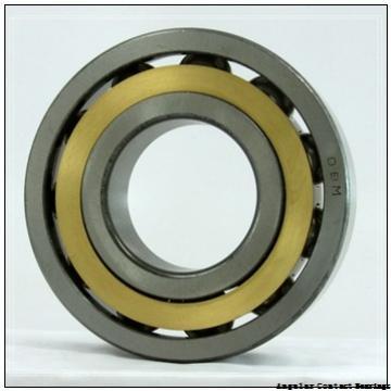 25 mm x 52 mm x 15 mm  FAG 7205-B-2RS-TVP Angular Contact Bearings
