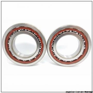 75 mm x 160 mm x 68.3 mm  Rollway 3315 C3 Angular Contact Bearings