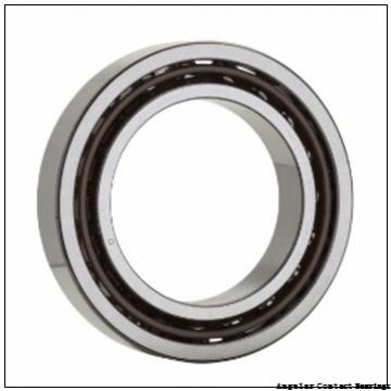 70 mm x 150 mm x 2.5000 in  NSK 3314 J C3 Angular Contact Bearings