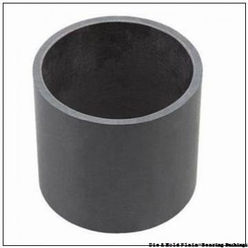 Bunting Bearings, LLC NF081224 Die & Mold Plain-Bearing Bushings