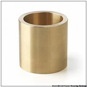 Bunting Bearings, LLC BJ5F030502 Die & Mold Plain-Bearing Bushings