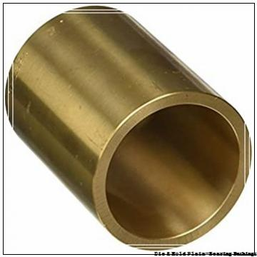 Bunting Bearings, LLC 32BU40 Die & Mold Plain-Bearing Bushings