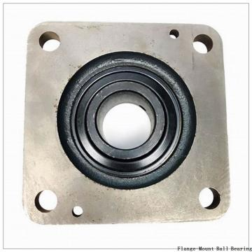Dodge F2BSXV106 Flange-Mount Ball Bearing