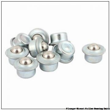 1-15/16 in x 4.3800 in x 5.6300 in  Dodge EF4BIP115R Flange-Mount Roller Bearing Units